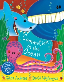 The Commotion in the Ocean, Paperback