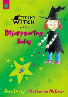 Titchy-Witch and the Disappearing Baby, Paperback