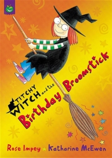 The Birthday Broomstick, Paperback