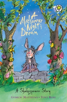 A Midsummer Night's Dream : Shakespeare Stories for Children, Paperback