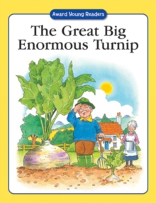 The Great Big Enormous Turnip, Paperback Book