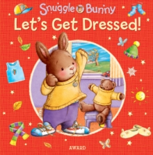 Gets Dressed, Board book