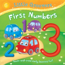 First Numbers, Board book
