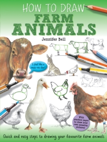 Farm Animals, Paperback