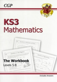 KS3 Maths Workbook (with Answers) - Higher, Paperback