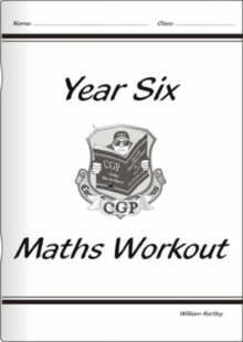 KS2 Maths Workout - Year 6, Paperback