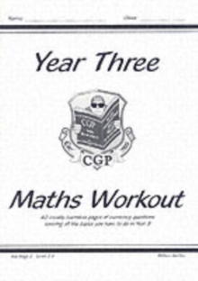 KS2 Maths Workout - Year 3, Paperback Book