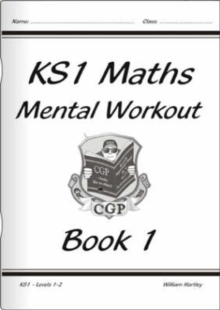 KS1 Mental Maths Workout - Year 1, Paperback