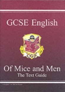 GCSE English Text Guide - Of Mice and Men, Paperback