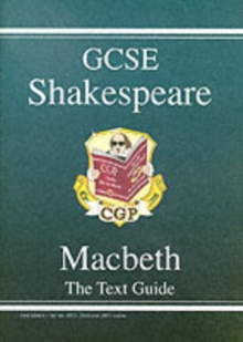 GCSE English Shakespeare Text Guide - Macbeth, Paperback