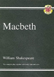 Macbeth - The Complete Play, Paperback