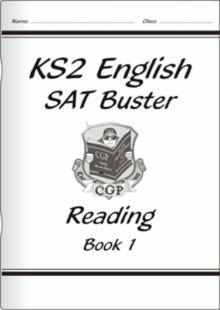 KS2 English SAT Buster: Reading Book 1 (for the New Curriculum), Paperback