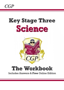KS3 Science Workbook (with Answers), Paperback Book