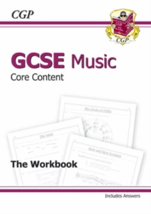 GCSE Music Core Content Workbook (Including Answers) (A*-G Course), Paperback