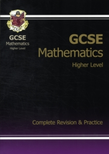 GCSE Maths Complete Revision & Practice with Online Edition - Higher (A*-G Resits), Paperback Book