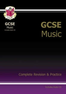 GCSE Music Complete Revision & Practice with Audio CD (A*-G Course), Paperback Book