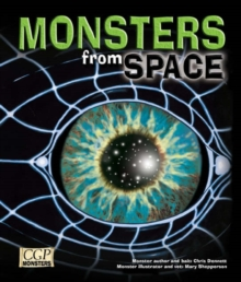 KS2 Monsters from Space Reading Book, Paperback
