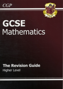 GCSE Maths Revision Guide with Online Edition - Higher (A*-G Resits), Paperback