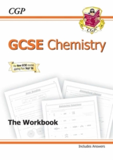 GCSE Chemistry Workbook (Including Answers) (A*-G Course), Paperback