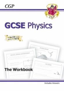 GCSE Physics Workbook (Including Answers) (A*-G Course), Paperback Book