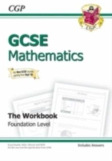 GCSE Maths Workbook with Answers and Online Edition - Foundation (A*-G Resits), Paperback