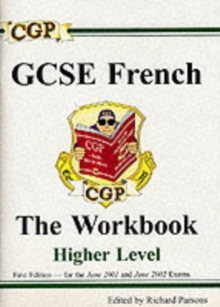 GCSE French Workbook (Including Answers) Higher (A*-G Course), Paperback
