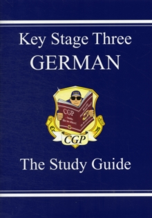 KS3 German Study Guide, Paperback Book