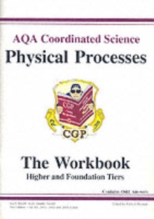 GCSE AQA Coordinated Science : Physical Processes Workbook, Paperback