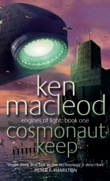 Cosmonaut Keep, Paperback Book