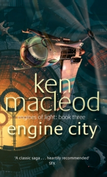 Engine City, Paperback