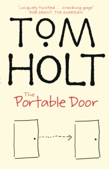 The Portable Door, Paperback Book