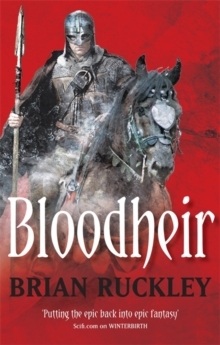 Bloodheir, Paperback Book