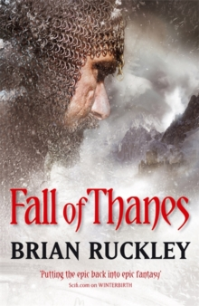 Fall of Thanes, Paperback Book
