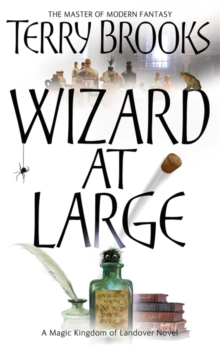 Wizard at Large, Paperback
