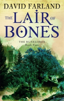 The Lair of Bones, Paperback Book