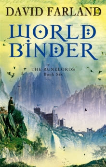 Worldbinder, Paperback Book