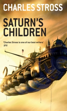 Saturn's Children, Paperback Book