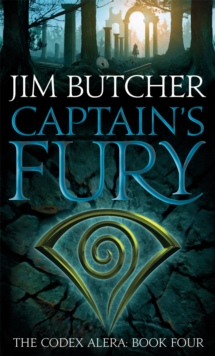 Captain's Fury, Paperback