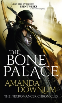 The Bone Palace, Paperback Book