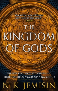The Kingdom of Gods : v. 3, Paperback