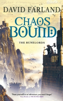 Chaosbound : A Runelords Novel, Paperback Book