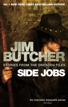 Side Jobs : Stories from the Dresden Files, Paperback