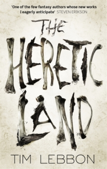 The Heretic Land, Paperback Book
