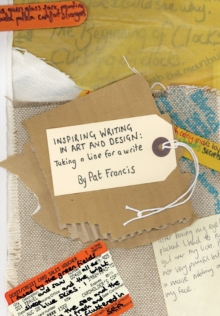 Inspiring Writing in Art and Design : Taking a Line for a Write, Paperback
