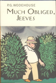 Much Obliged, Jeeves, Hardback