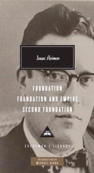Foundation Trilogy, Hardback Book