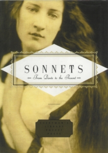 Sonnets : From Dante to the Present, Hardback