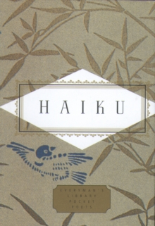 Japanese Haiku Poems, Hardback