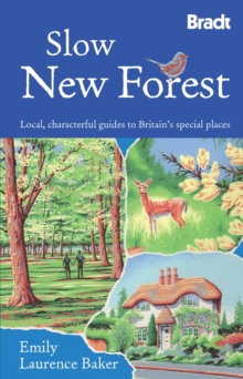 Slow New Forest, Paperback