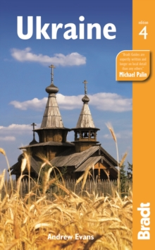 Ukraine : The Bradt Travel Guide, Paperback
